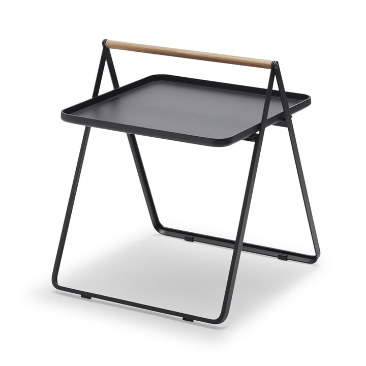 By Your Side Tray Table by Skagerak in Anthracite