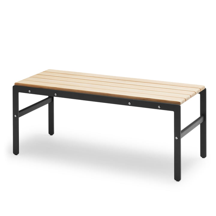 Reform Bench by Skagerak in Teak / Anthracite