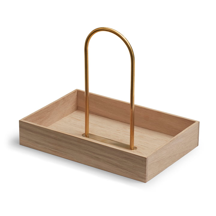 Norr Box by Skagerak in Oak