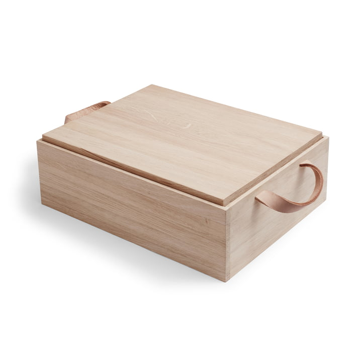 Norr Bread box from Skagerak