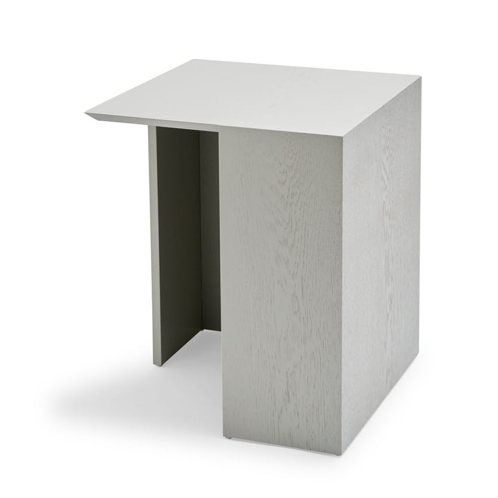 Building Side table 40 x 40 cm from Skagerak in light grey