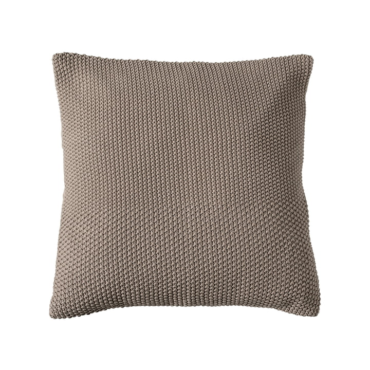 Bloomingville - Cotton Cushion 50 x 50 cm, gray