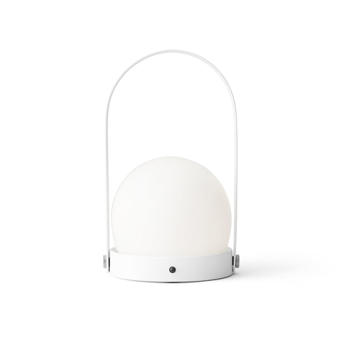 Carrie LED Lamp by Menu in White