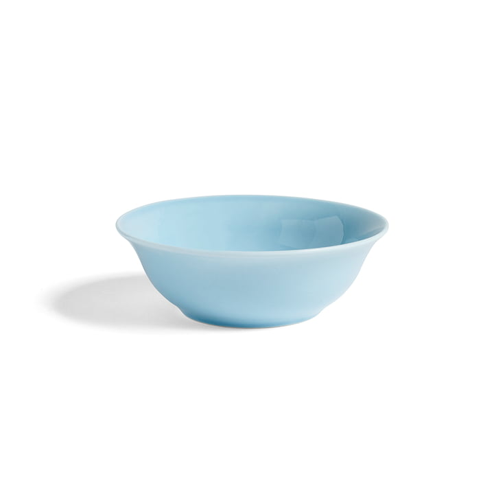 Hay - Rainbow Bowl S, Ø 14 cm / light blue