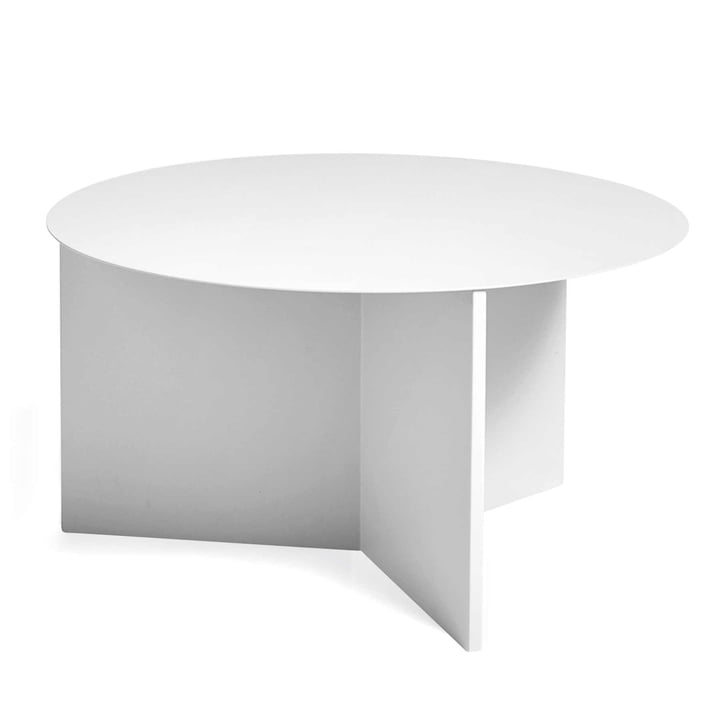 Hay - Slit Table XL, Mirror Polished
