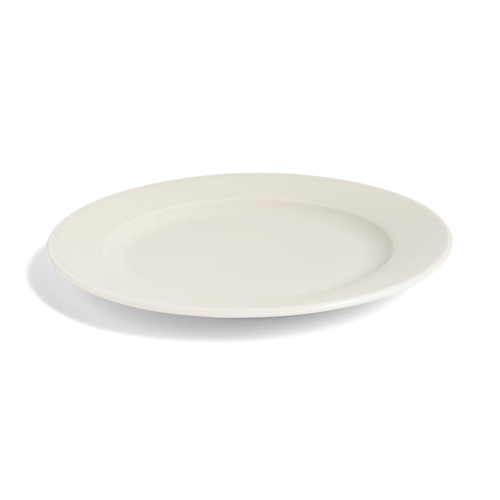 Hay - Rainbow plate M, Ø 24 cm / sand