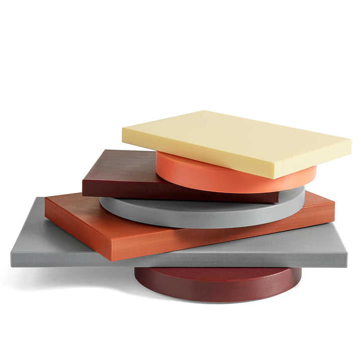 Round and Rectangular Cutting Boards by Hay