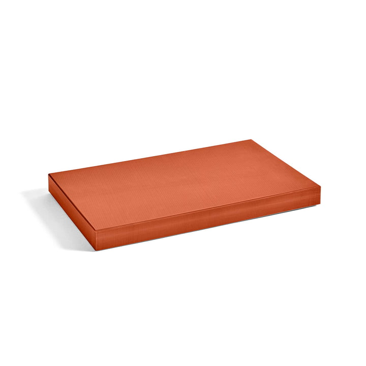 Hay - Rectangular Chopping Board L, orange