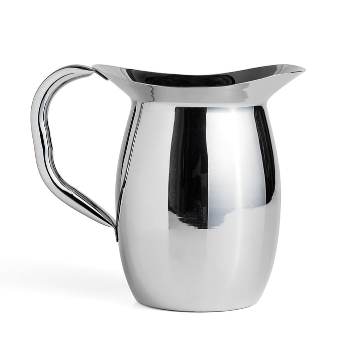 Indian Steel Pitcher by Hay