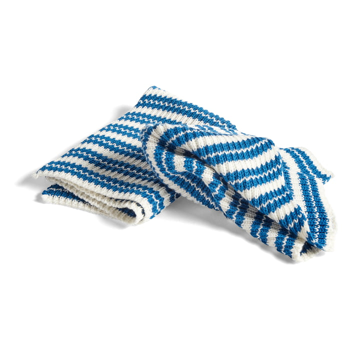 The Hay - Kitchen Cloth in Blue (set of 2)