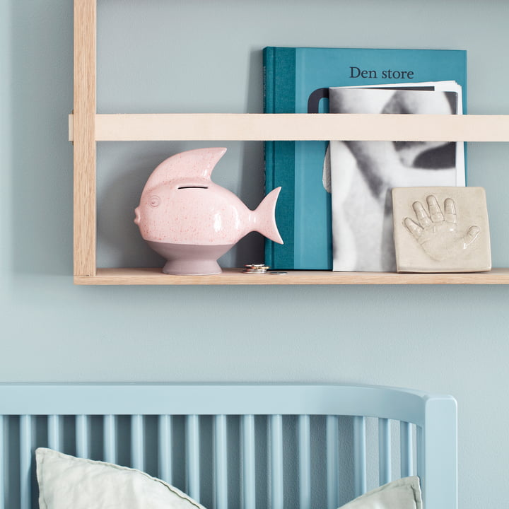 Kähler Design - Fish Money Box