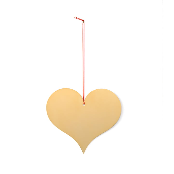 Girard Heart Ornament by Vitra