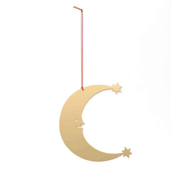 Girard Moon Ornament by Vitra