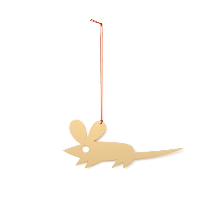 Girard Mouse Ornament by Vitra