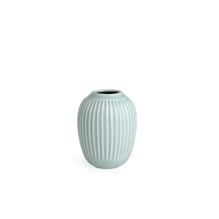 Hammershøi vase H 10,5 cm from Kähler Design in mint