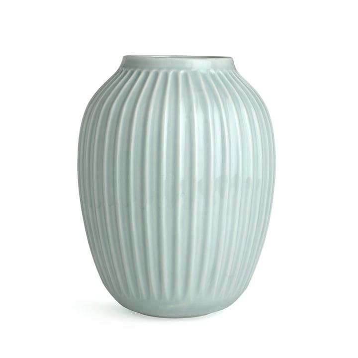 Hammershøi Vase H 25 cm from Kähler Design in Mint