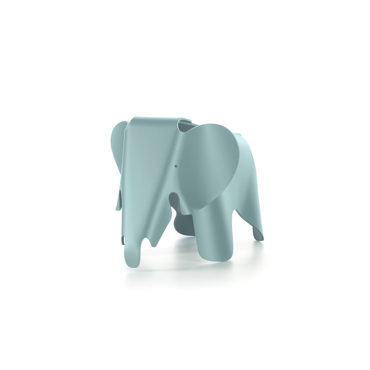 Vitra - Eames Elephant small, ice grey