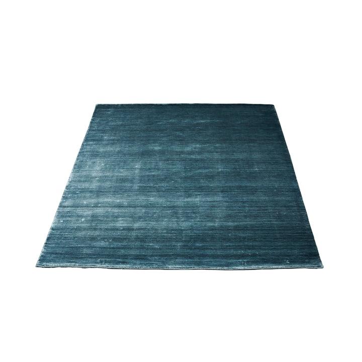 Massimo - Bamboo Rug 140 x 200 cm, Stiffkey Blue