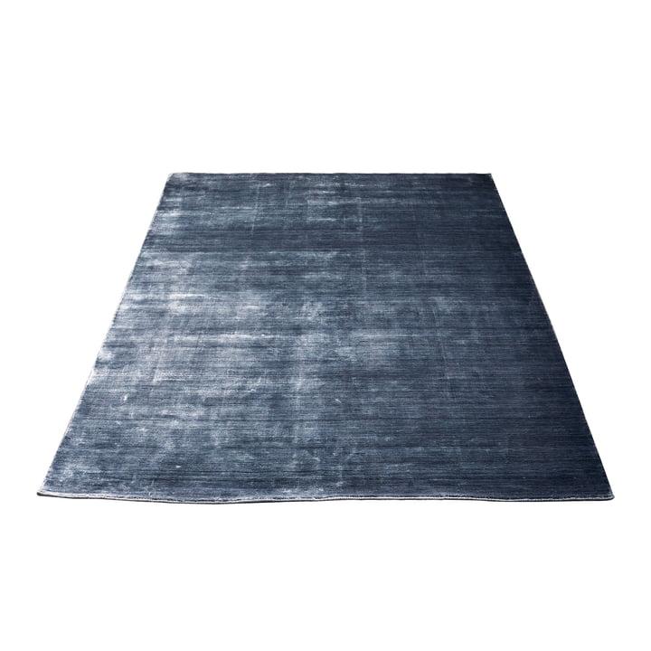 Massimo - Bamboo Rug 170 x 240 cm, steel black
