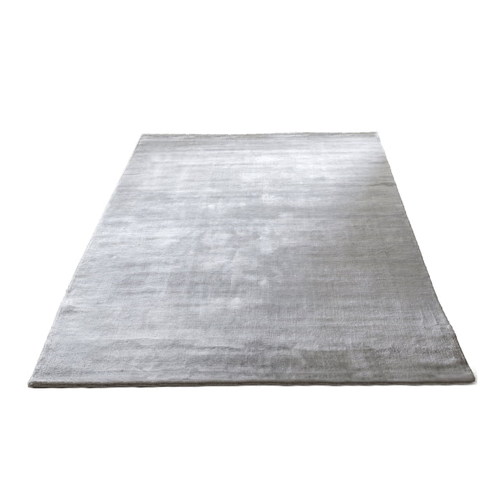 Massimo - Bamboo Rug 170 x 240 cm, light grey
