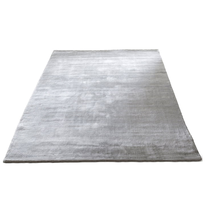 Massimo - Bamboo Rug 200 x 300 cm, light grey