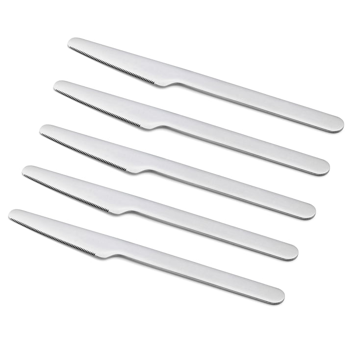 The Hay - Everyday Cutlery Knife Set, Stainless Steel (5 pieces)