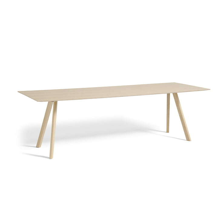 Hay - Copenhague CPH30 Table 250 x 90 cm in Matt Lacquered Oak