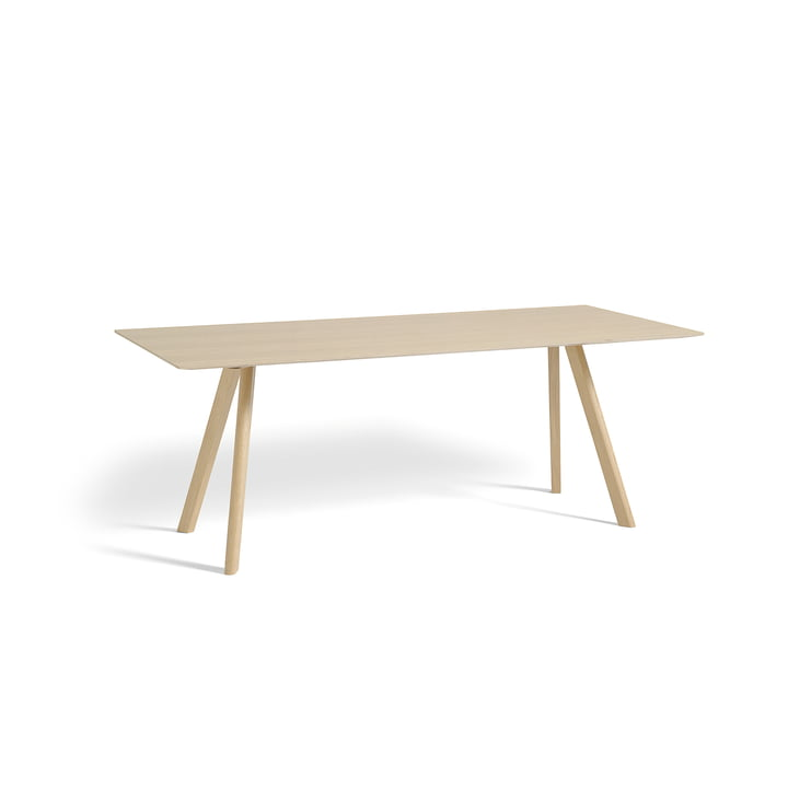 Hay - Copenhague CPH30 Table 200 x 90 cm in matt lacquered oak