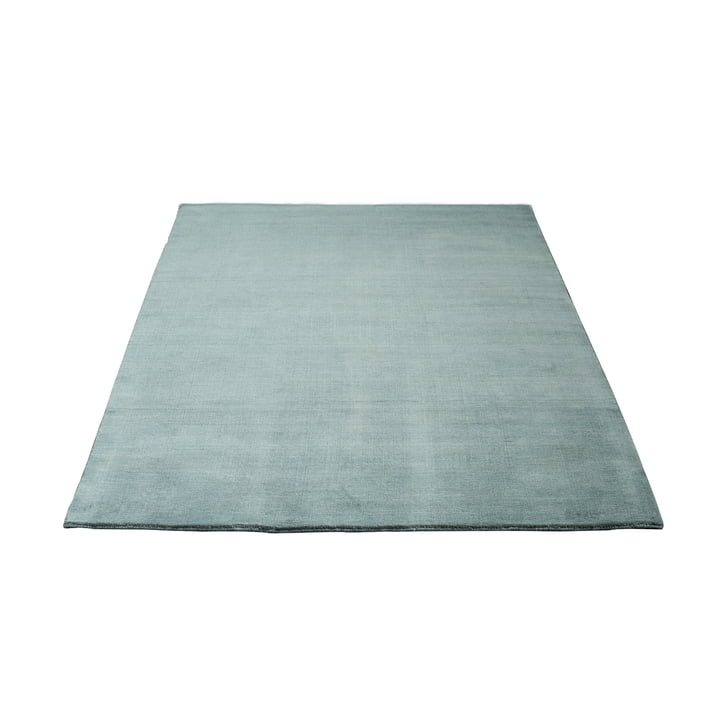 Massimo - Earth Rug 140 x 200 cm in Verte Grey