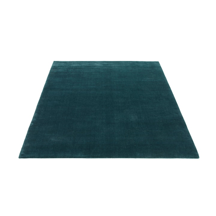 The Massimo - Earth Rug 140 x 200 cm in Sea Green