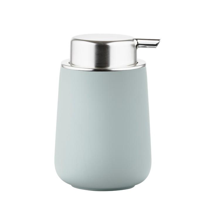 Nova Soap Dispenser by Zone Denmark in Dusty Green