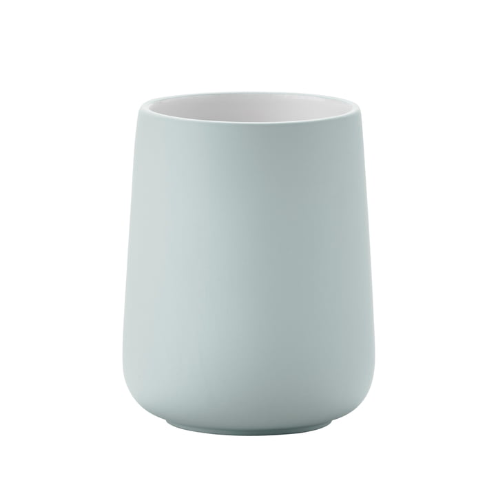 Nova toothbrush holder by Zone Denmark in Dusty Green