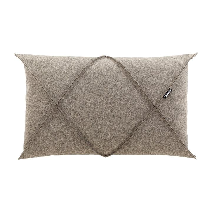 179 Cushions 65 x 42 cm by Freistil in Beige Grey (7404)