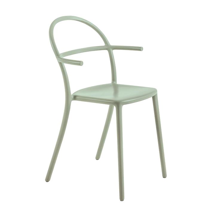 Kartell - Generic C Chair, sage green