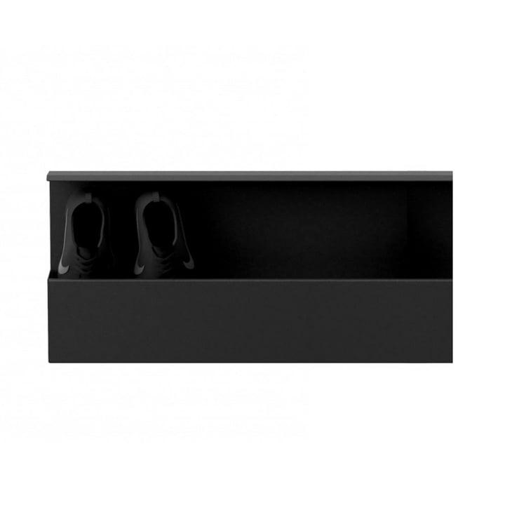 Shoe Box by Nichba Design in Black