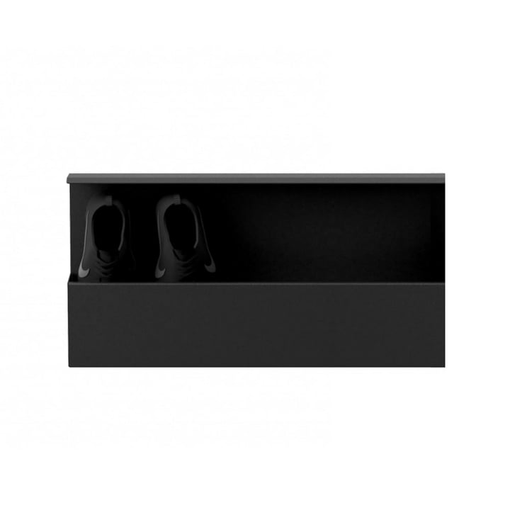 Shoe Box by Nichba Design in Black