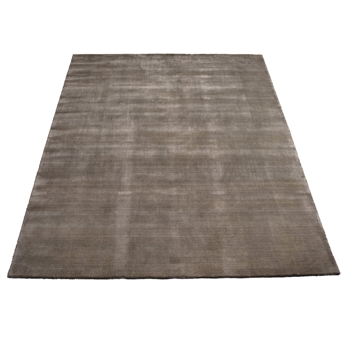 Earth Bamboo Rug 200 x 300 cm by Massimo in WarmGrey
