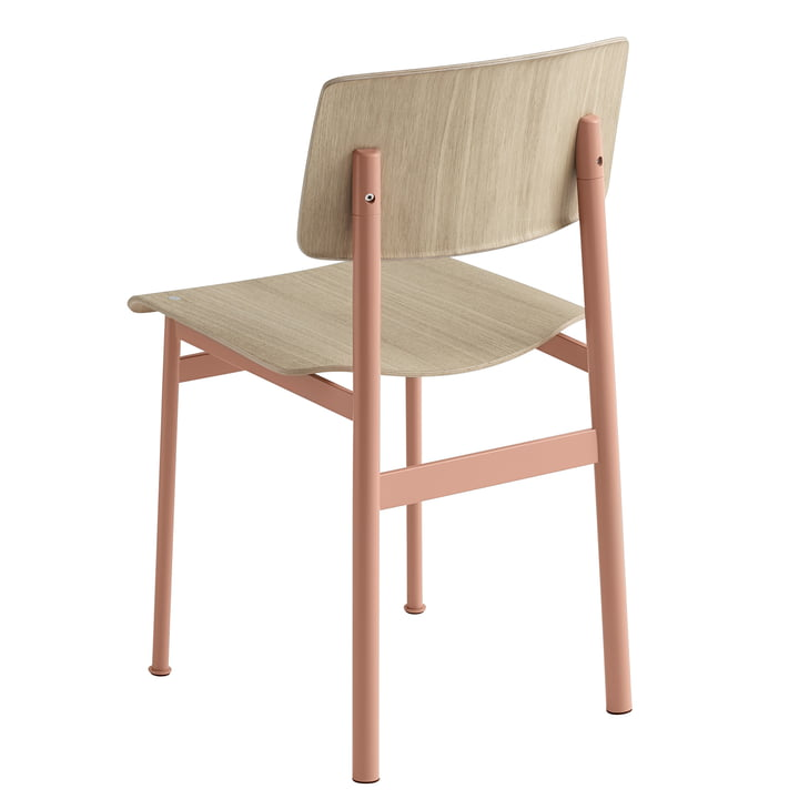 Loft Chair by Muuto in Dusty Rose