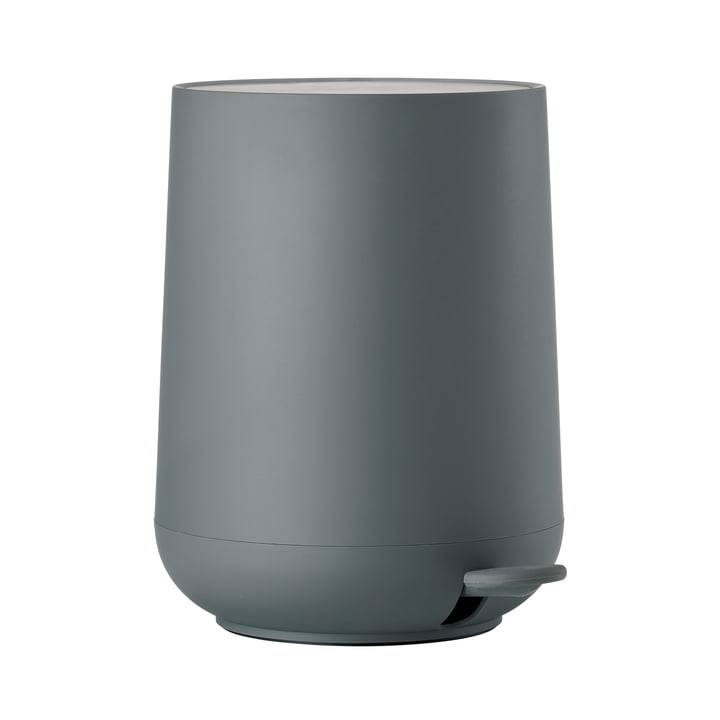 Nova Pedal Bin 5 L by Zone Denmark in Grey