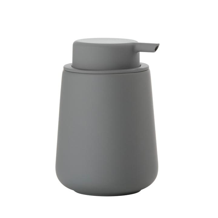 Nova One Soap Dispenser by Zone Denmark in Gray