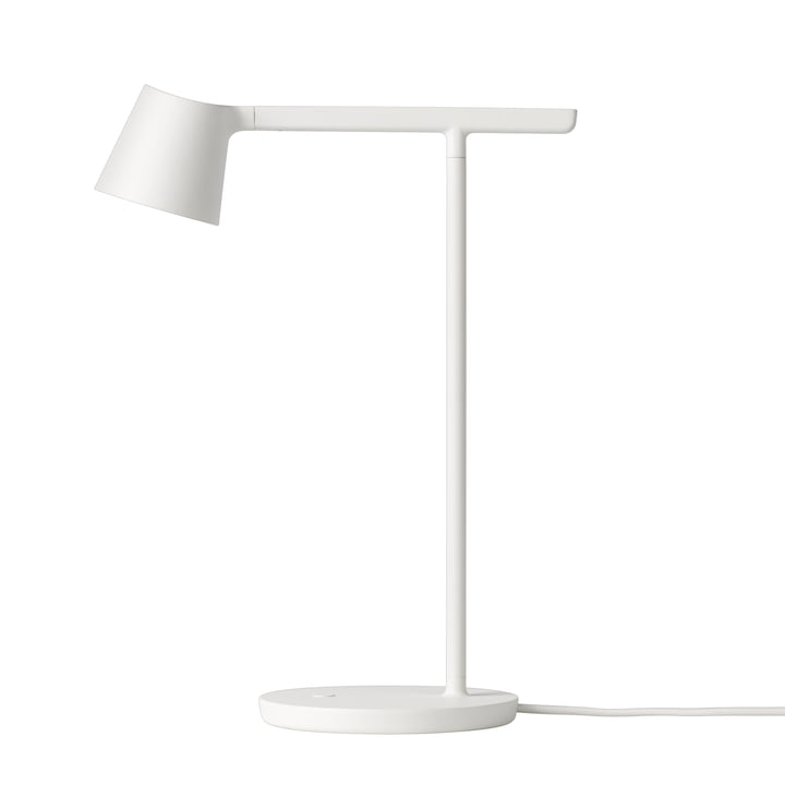 Tip LED Table Lamp by Muuto in White