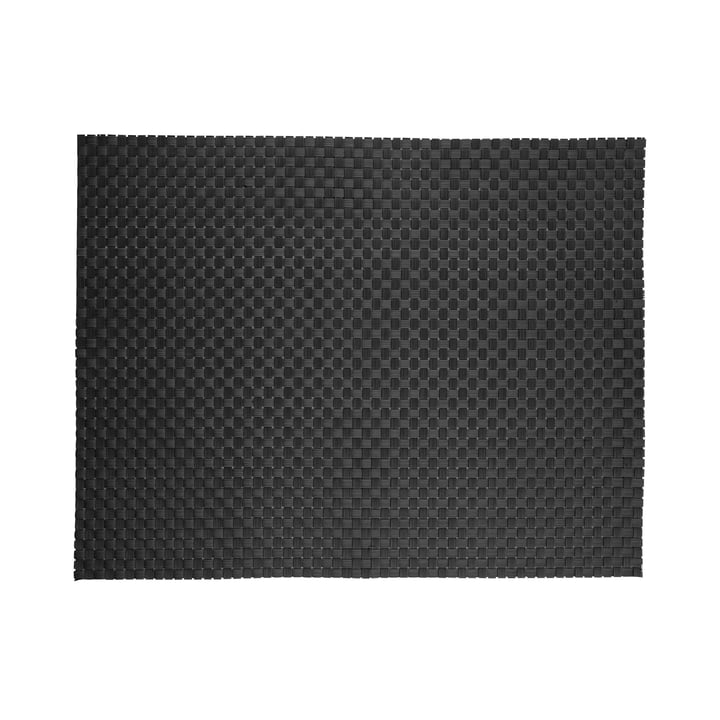 The Zone Denmark - Placemat, 40 x 30 cm in Black