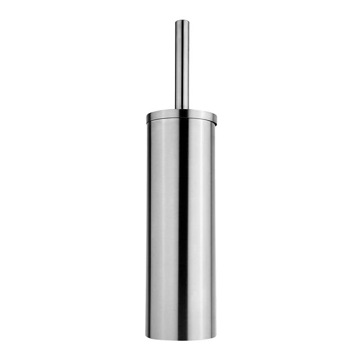 Zone Denmark - Barcelona Toilet Brush, Free-Standing, Silver