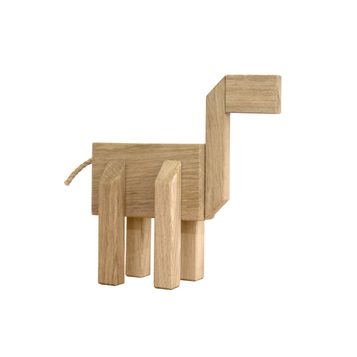 Kubi - Decorative Animal out of Oak Wood