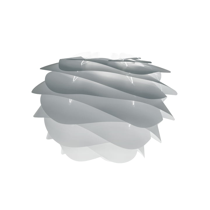 The Carmina mini lampshade from Umage , misty grey