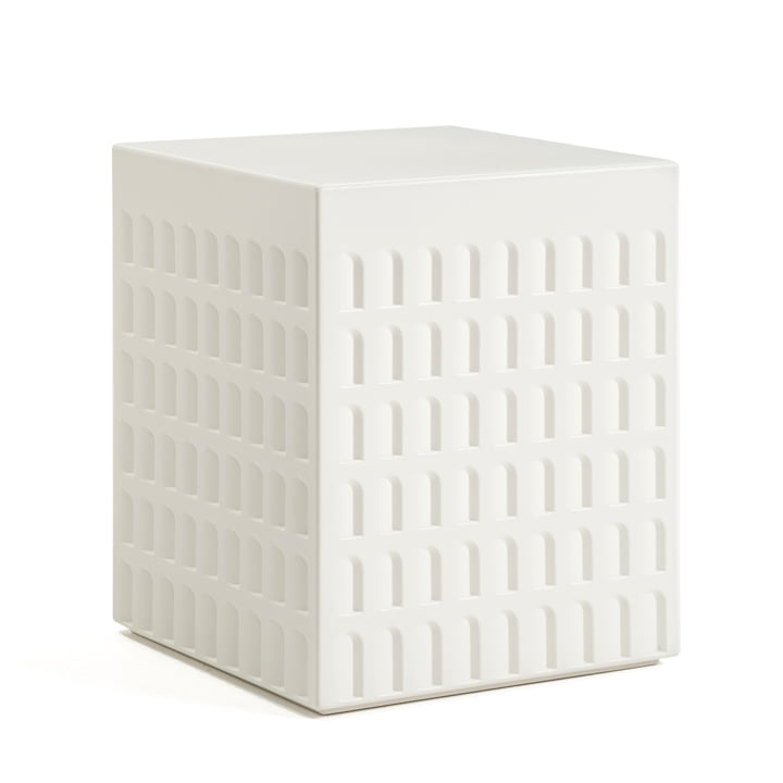 The Kartell - EUR Stool in White