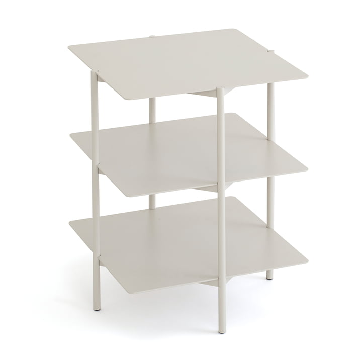 Umbra - Tier Side Table in Grey