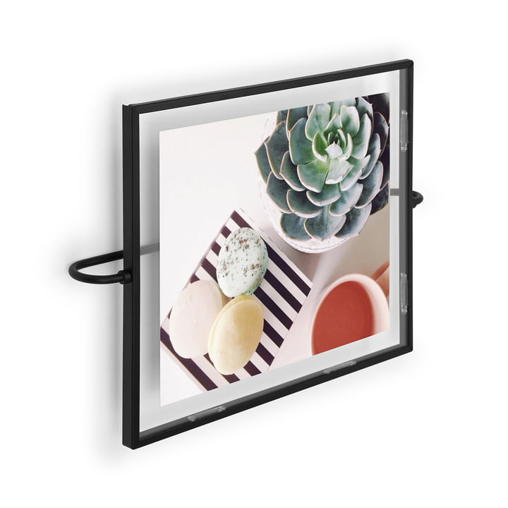 The Umbra - Phantom Picture Frame, 41 x 25 cm in Black