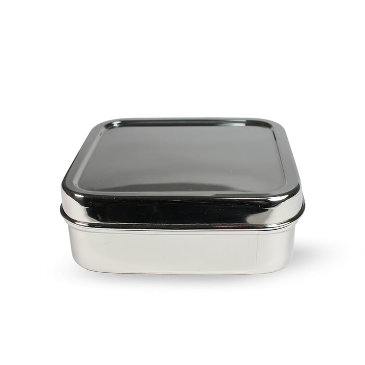 Hay - Steel Lunchbox, Square S by Hay