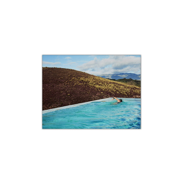 Swim Photograph 30 x 40 cm by Paper Collective